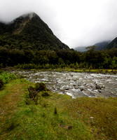 New Zealand and the Milford Track, December 2014